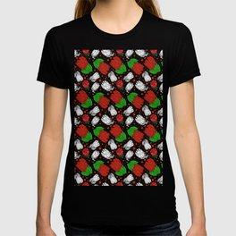 Australian native Floral Print - King Protea Pattern T-shirt
