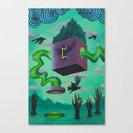 Perthro Canvas Print