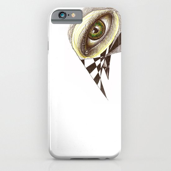 The Bird's Eye iPhone & iPod Case