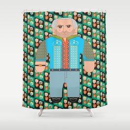 Gianni Shower Curtain