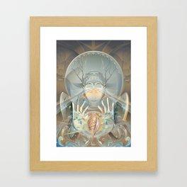 SAFE KEEP 2013 Framed Art Print
