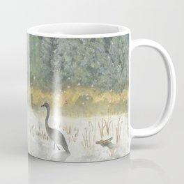 Heron Lake Coffee Mug