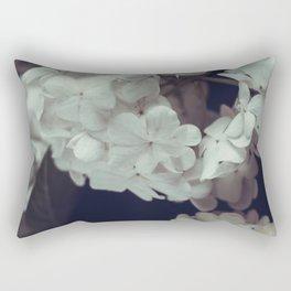 White lilac Rectangular Pillow