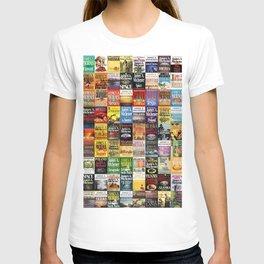 Michener Books T-shirt