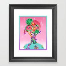 Zekeling Framed Art Print