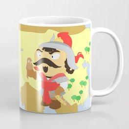 Genghis Khan Coffee Mug