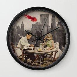 Meteo Wall Clock