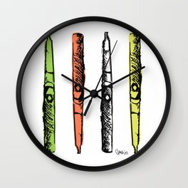 Vaporizer pen Vape Wall Clock