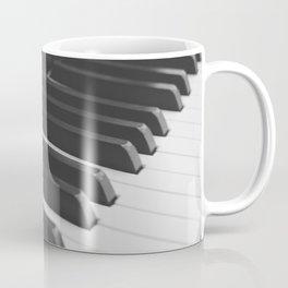Piano 2 Coffee Mug