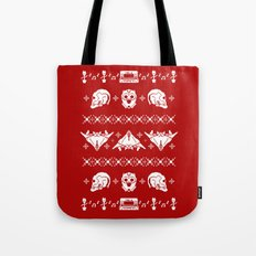 Merry Christmas A-Holes Tote Bag