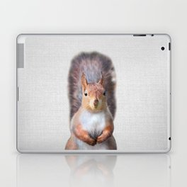Squirrel - Colorful Laptop & iPad Skin