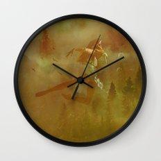When I dream Wall Clock