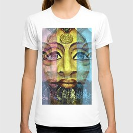 Urban Exotic Egyptian in a Seamless Pattern T-shirt