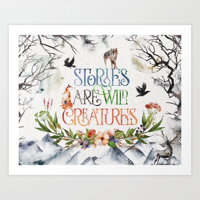 Stories Kunstdrucke