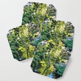 Japanese Tea Garden Lake Coaster
