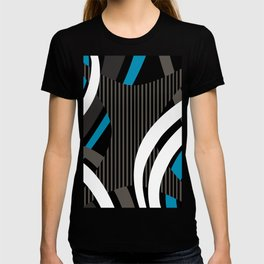 Wired Blue T-shirt