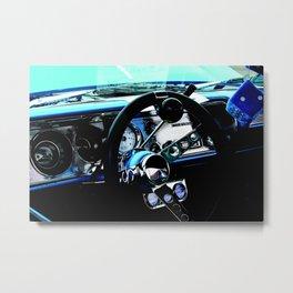 My shiny dashboard Metal Print