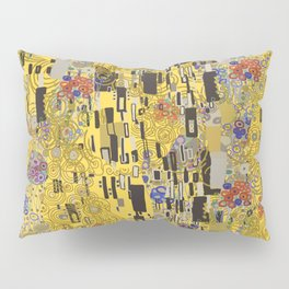 Gold Explosion Pillow Sham