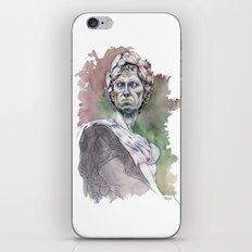 Alea iacta est iPhone & iPod Skin