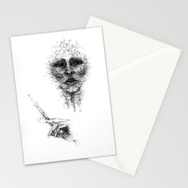 Ma'am by Muralsera artist Stationery Cards