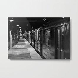 1 at 125 Metal Print
