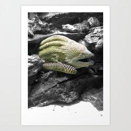 Ocean Gangsters Art Print