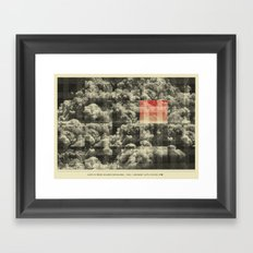 Love in These Golden Pavillions, 1945 Framed Art Print