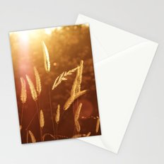 Wild grass Stationery Cards