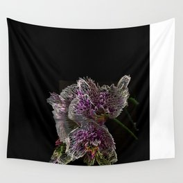 Orchid Line Wall Tapestry