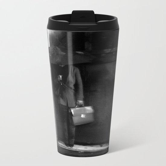rain man Metal Travel Mug