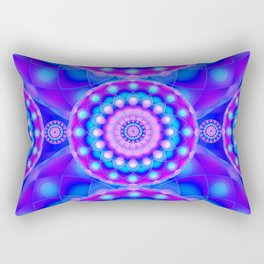 Psychedelic Visions G145 Rectangular Pillow