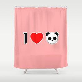I Heart Seungri Shower Curtain