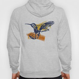 Hummingbird - Colour Hoody