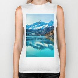 Alaska Glacier bay Biker Tank