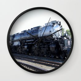 Big Boy - Union Pacific Railroad Wall Clock