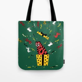 gift tiger Tote Bag
