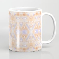 Ice Storm Peach Coffee Mug