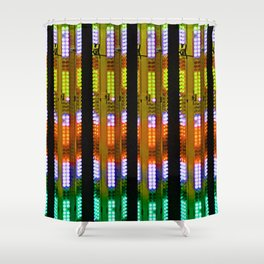 Light on! Shower Curtain