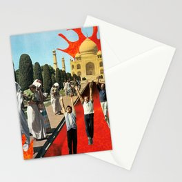 Hell Jump Stationery Cards