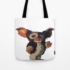 Gizmo, Gremlin color Tote Bag