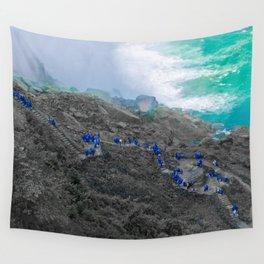 Niagra USA USA USA Wall Tapestry
