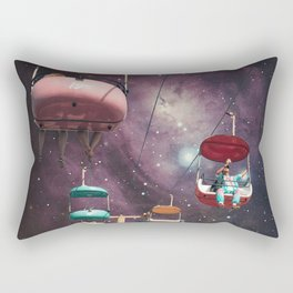 TO THE STARS Rectangular Pillow