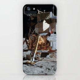 Apollo 14 - Lunar Module iPhone Case