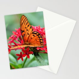 Butterfly 3 Stationery Cards