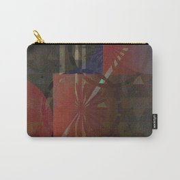 Spinning Wheel Carry-All Pouch