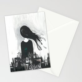 Sketch Series 002 Stationery Cards