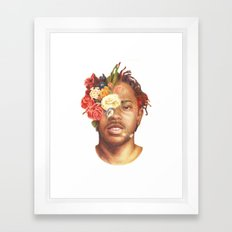 Poetic Justice Framed Art Print