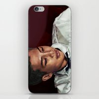 rap iPhone & iPod Skins featuring Rap Monster by LSC.