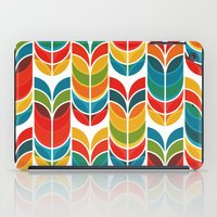 funky iPad Cases featuring Tulip by Picomodi