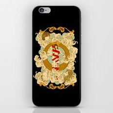 XXI The Universe iPhone & iPod Skin